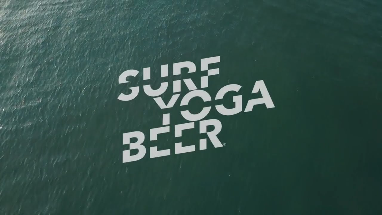 Surf Yoga Beer Sayulita Mexico Youtube
