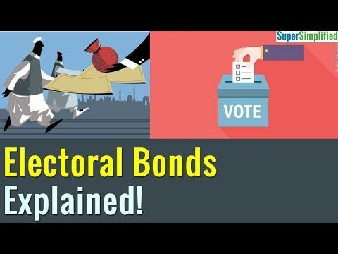 Electoral Bonds - SuperSimplified