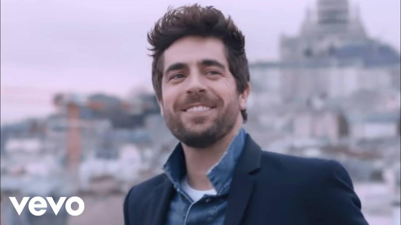 Agustín Galiana - Agustín Galiana - C'était hier (Clip Officiel) - YouTube