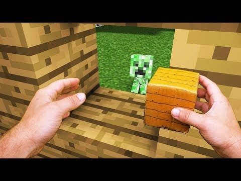 Thumbnail: Realistic Minecraft Life: Creeper Kid - Minecraft Animation