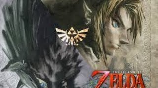 The Legend of Zelda Twilight Princess Parte 13 1/2