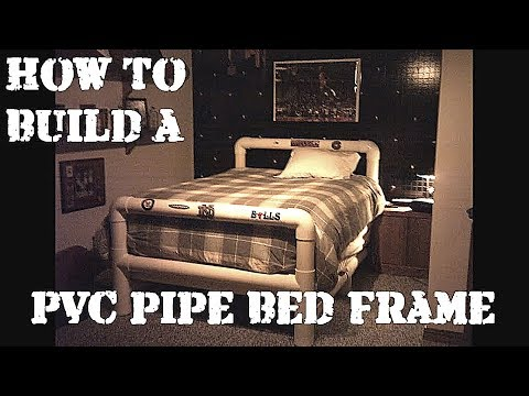 how-to-build-a-bed-frame-from-pvc-pipe