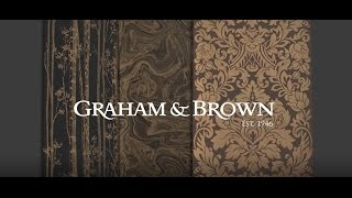 Graham & Brown - Famous for Wallpaper
