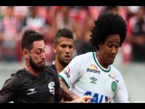Santa Cruz 2 x 2 Chapecoense, Melhores Momentos - Série A 07/09/2016