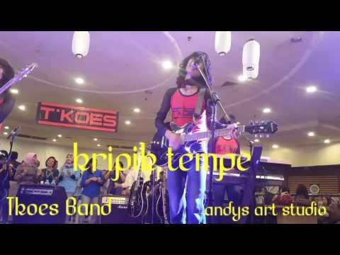 Kripik tempe by Tkoes Band
