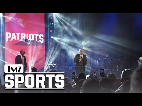 Robert Kraft to Fans: 'Sorry We Disappointed You'   TMZ Sports