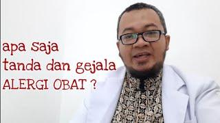Waspada Alergi Obat Bisa Bikin Syok - dr. L. Aswin SpPD.