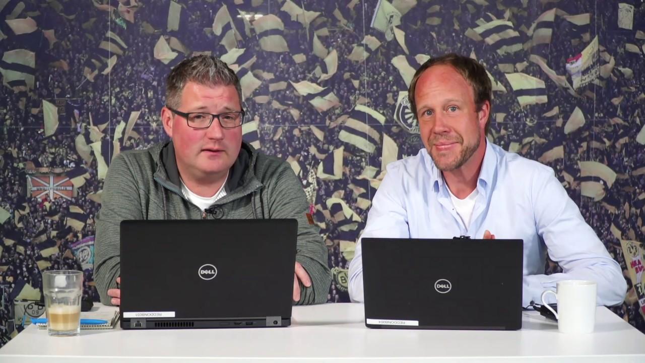 Fragerunde mit unseren BVB-Reportern im Re-Live