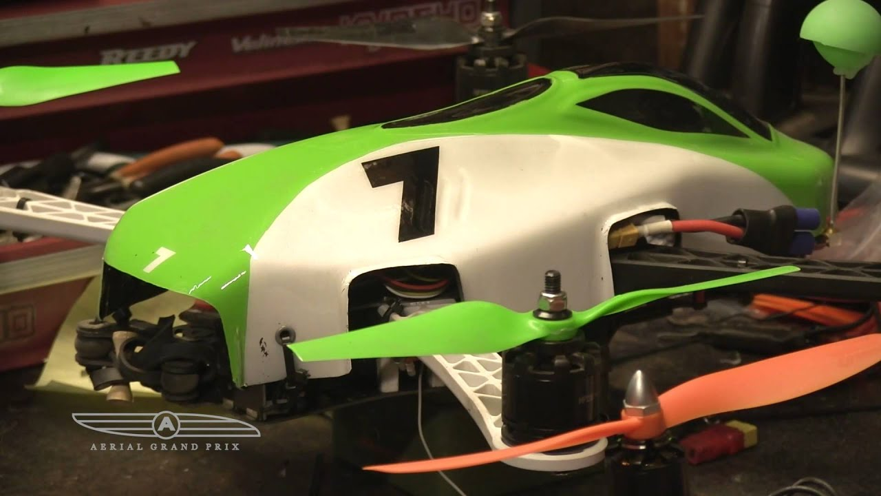 Hoverall Canopy FPV Racing TBS Discovery