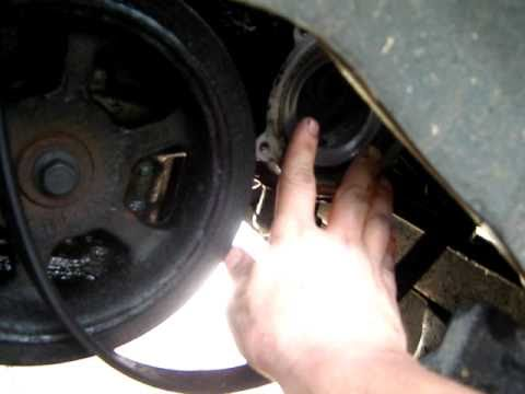 how to change the water pump on a 1999 dodge grand caravan 3 3l v6 how to change the water pump on a 1999 dodge grand caravan 3 3l v6
