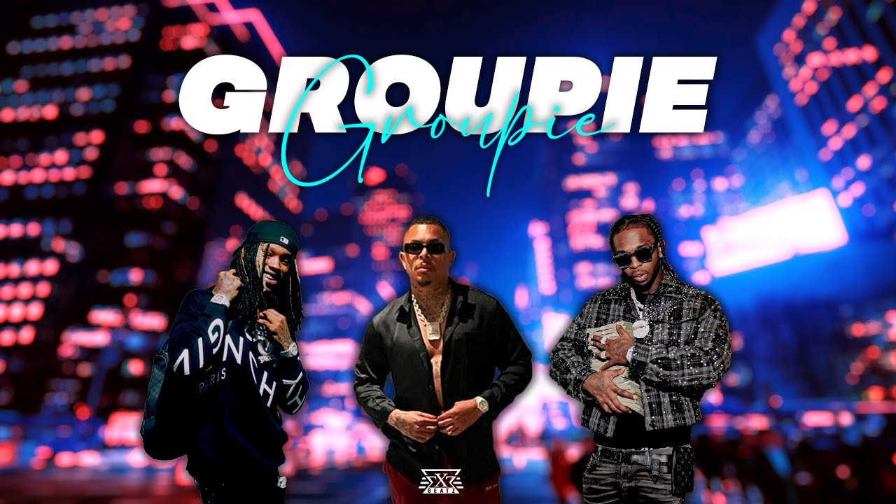 Luciano - Groupie ft. Pop Smoke, King Von (prod. by Exetra Beatz)