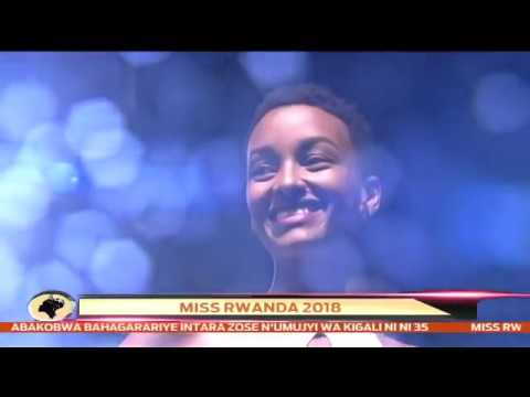 MISS RWANDA 2018 : FINAL PRE-SELECTION IN KIGALI (FULL EVENT VIDEO)