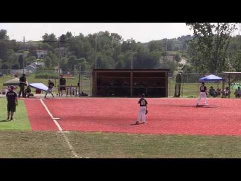 Louisville Slugger Wood Bat World Series 11U: Ingomar vs Team Pride Select ... 7-25-15