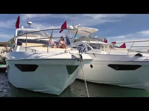 Day 1 - Motoryachts - Cannes Yachting Festival 2017