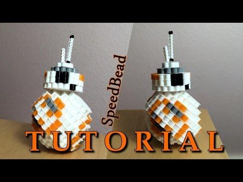 3d Perler Bead Minecraft Torch Flashlight Halloween Diy