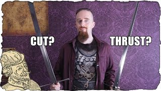 Cuts vs. Thrusts - Which is Better?