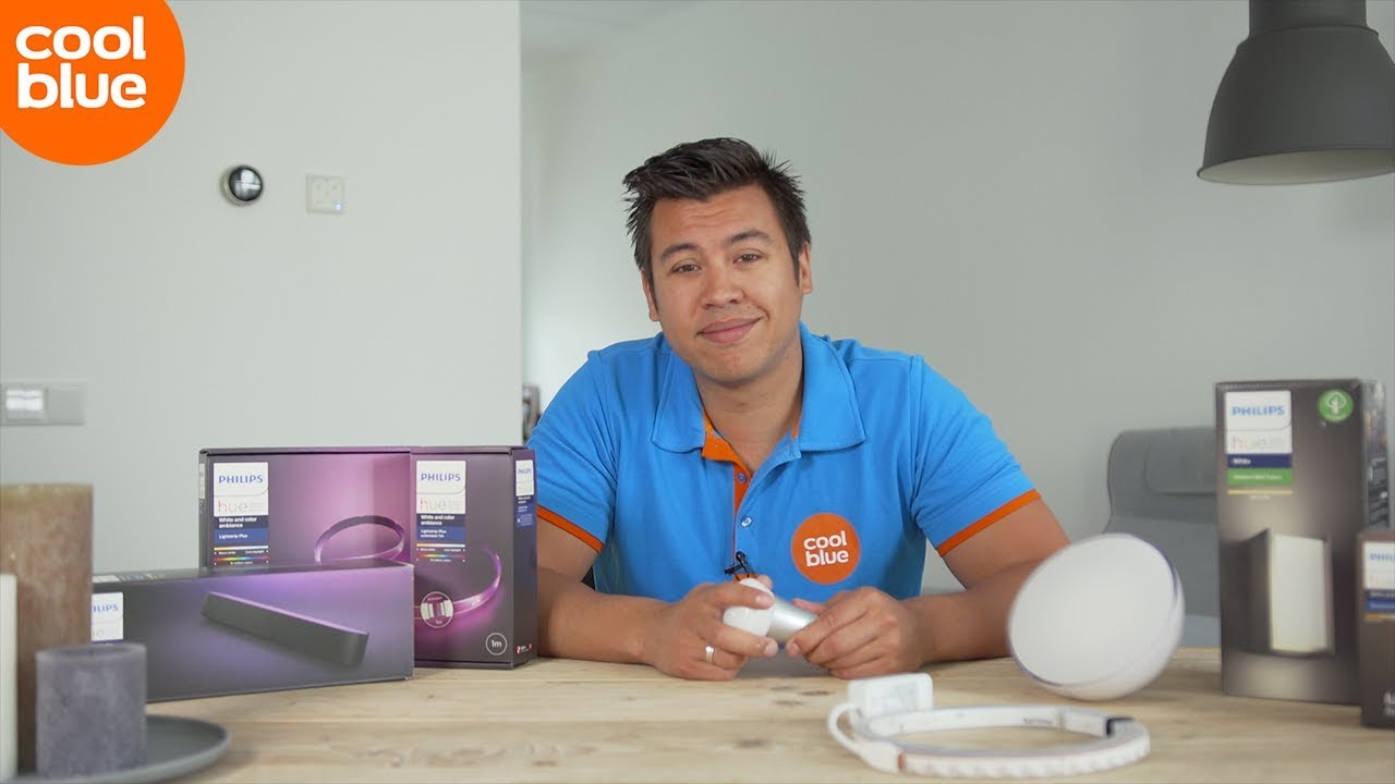 Mijn Philips How Do I Make My House Smart With Philips Hue Coolblue Before