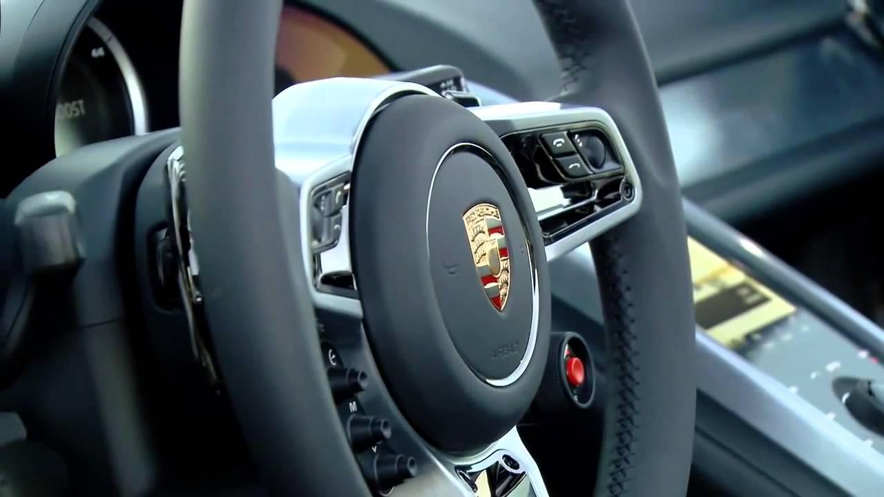 2015 porsche 918 spyder static footage in depth exterior interior youtube