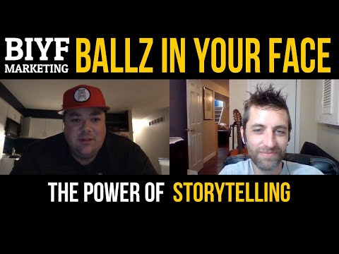 The Power of Storytelling with Michael Hensen - Exerpts