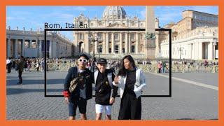 Rom, Italien    Hyttetur 8. klasse 2017