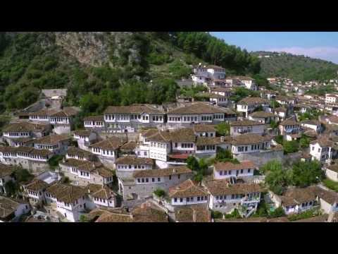Berat-Albanian most beautiful city