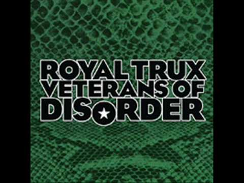 Royal Trux - Blue Is The Frequency