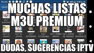 SUGERENCIAS, DUDAS, SOLUCIONES IPTV BY SYDER13 PUMPERMAN ENVIVO