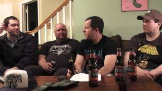 SHADOWS IN THE CRYPT Interview Part 1 METAL RULES! TV Black Metal Band