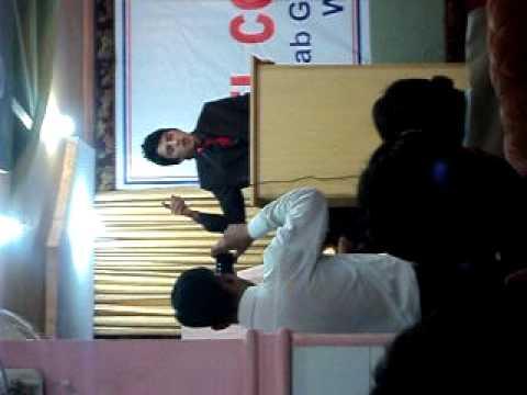 punjabi welcome speech