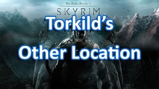 Skyrim(PC) - Torkild's Other Location(No Commentary)