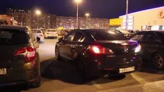 Обучение рядной парковке от частного автоинструктора Дмитрия Саватеева