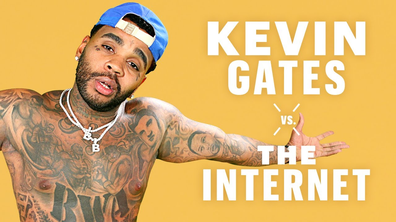 Download Kevin Gates Responds To Comments On The Internet | vs The Internet | Men's Health