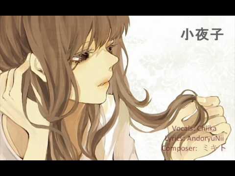 小夜子 English acoustic ver.【Chiika】