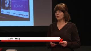 Veganism and my reasons why | Aline Ploeg | TEDxRoermond