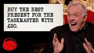 Buy The Best Present For The Taskmaster - FULL TASK