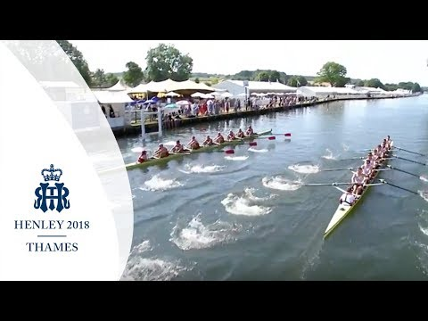 Oslo, NOR v Leander - Thames | Henley 2018 Semi-Finals