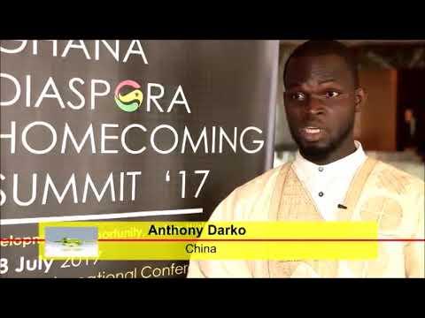 Ghana is calling
