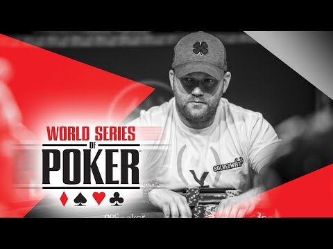 Aces Vs. Kings Vs. Kings On The Final Table Bubble | 2018 WSOP Main Event | PokerGO