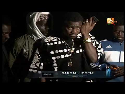 SARGAL DJIGUÉNE 2018 AVEC WALLY SECK AU GRAND THÉÂTRE - 1ère PARTIE
