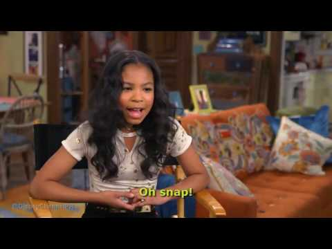 Raven's Home - The Cast Talks about Raven Baxter