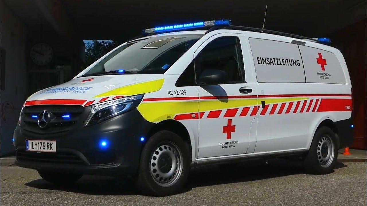 REF 12-109 Rotes Kreuz Innsbruck - Einsatzleitung Rettungsdienst Tirol Mitte