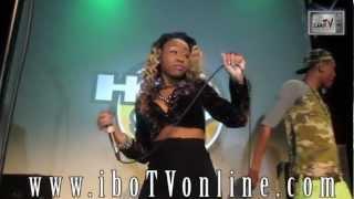 Diamond - Knuck If You Buck Live S.o.b.'s Nyc 3/15/12 @ibo_tv