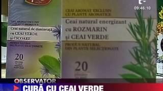 Felicia Cura cu ceai verde 14 Jan 2011(, 2013-12-16T18:47:38.000Z)