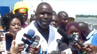 Shehena ya tani 30,000 za mahindi yawasili bandarini Mombasa