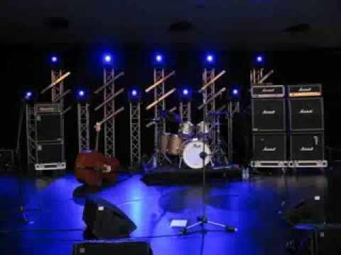 Empty Stage - YouTube