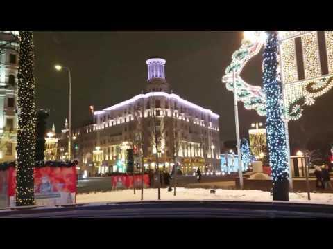 Памятник А.С.Пушкину (Москва, улица Тверская) - Footage