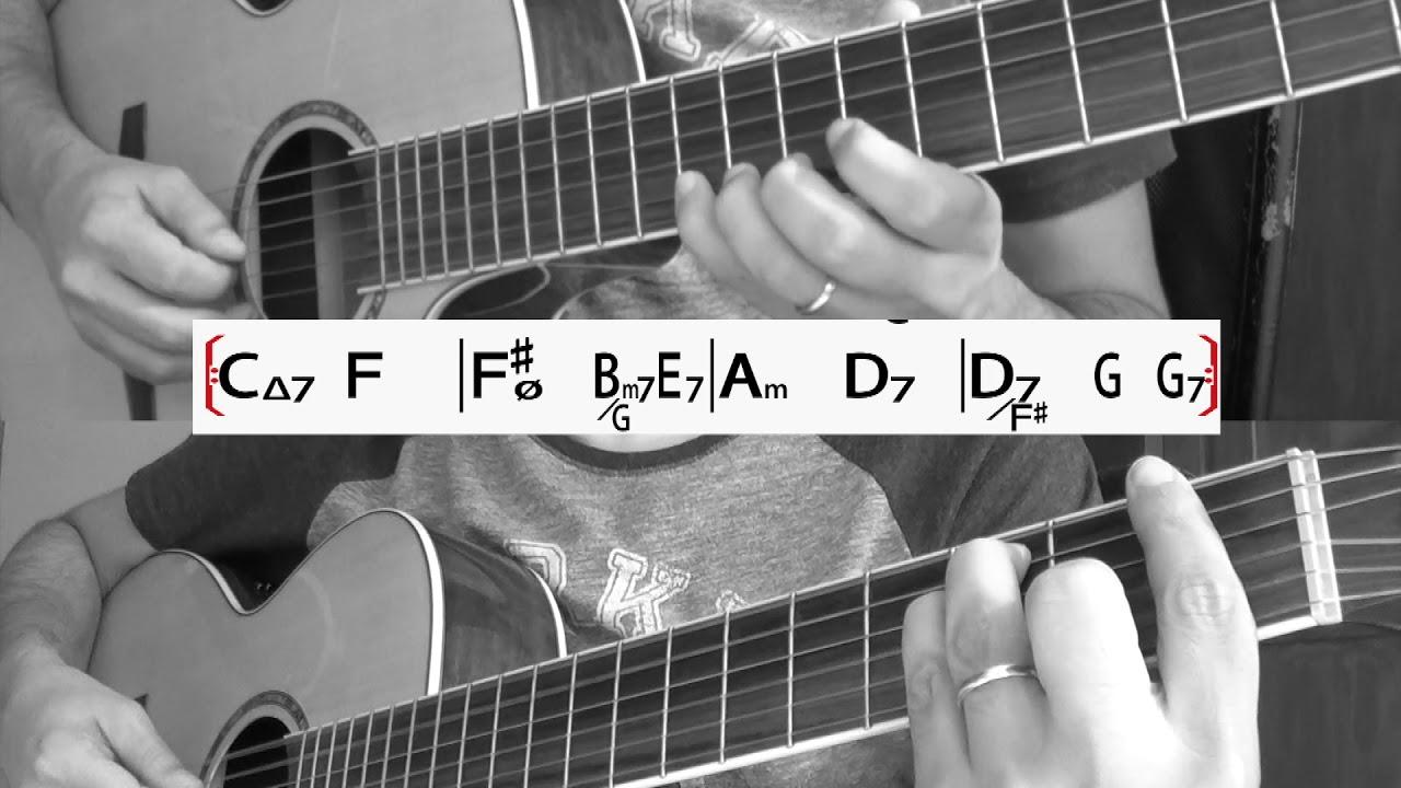 Neden Saclarin Beyazlamis Arkadas Gitar Cover Akor Youtube