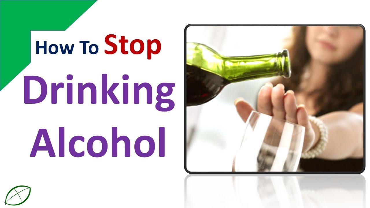 How to stop drinking at home by yourself 85
