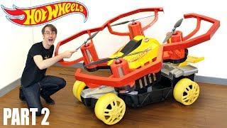 Hotwheels GIANT Drone Racerz Car #2, for Bladez Toyz | XRobots