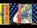 Spiderman and the X-Men in Arcade's Revenge Review for Super Nintendo ( SNES ) and Sega Genesis.